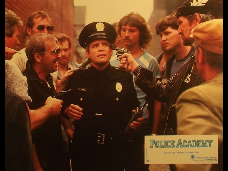 Photo du film POLICE ACADEMY