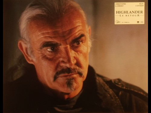 HIGHLANDER-LE RETOUR- - HIGHLANDER II: THE QUICKENING