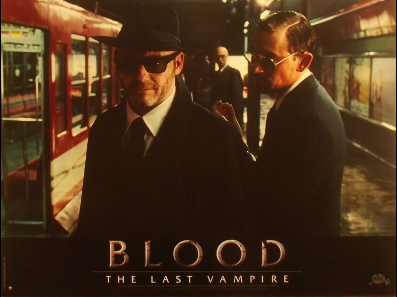Photo du film BLOOD-THE LAST VAMPIRE