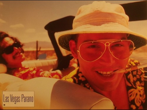 LAS VEGAS PARANO - FEAR AND LOATHING IN LAS VEGAS