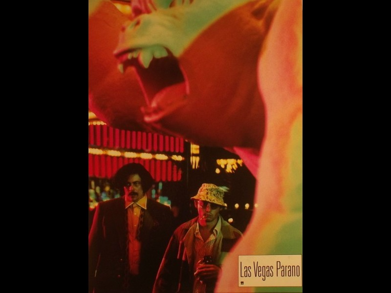 Photo du film LAS VEGAS PARANO - FEAR AND LOATHING IN LAS VEGAS
