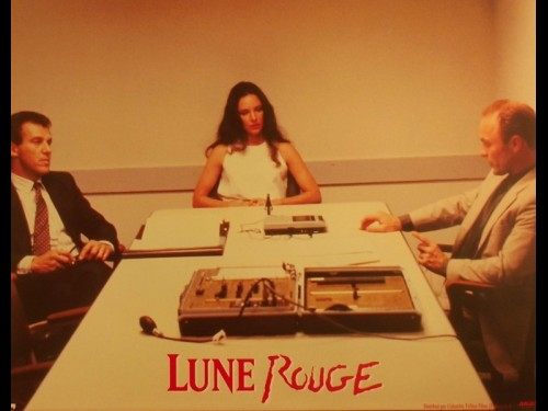 LUNE ROUGE - CHINA MOON