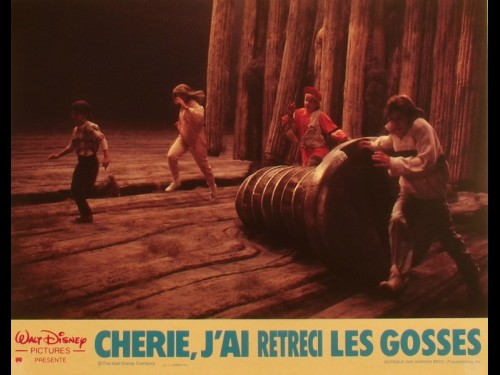 CHERIE, J'AI RETRECI LES GOSSES - HONEY, I SHRUNK THE KIDS