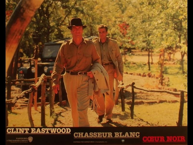 Photo du film CHASSEUR BLANC COEUR NOIR - WHITE HUNTER BLACK HEART