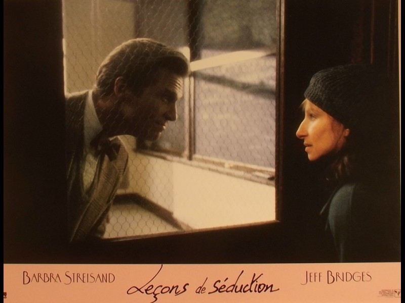 Photo du film LECONS DE SEDUCTION - THE MIRROR HAS TWO FACES