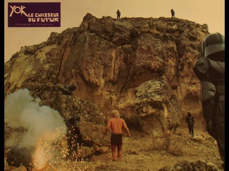 Photo du film YOR LE CHASSEUR DU FUTUR - IL MONDO DI YOR