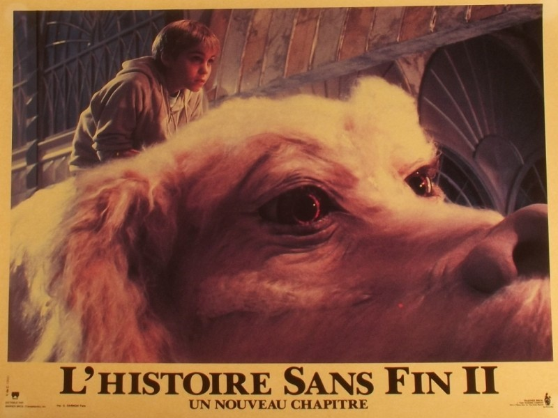 Photo du film HISTOIRE SANS FIN 2 (L') - THE NEVERENDING STORY II NEXT CHAPTER