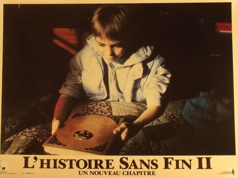 Photo du film HISTOIRE SANS FIN 2 (L') - THE NEVERENDING STORY II NEXT CHAPTER