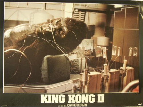 KING KONG II - KING KONG LIVES