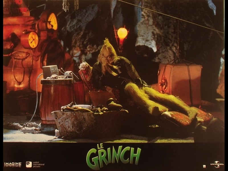 Photo du film GRINCH (LE)