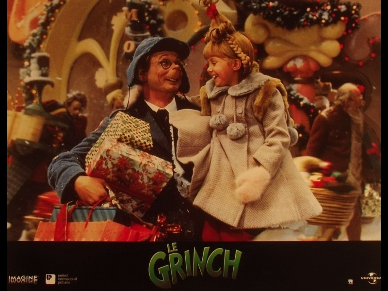 Photo du film GRINCH (LE)