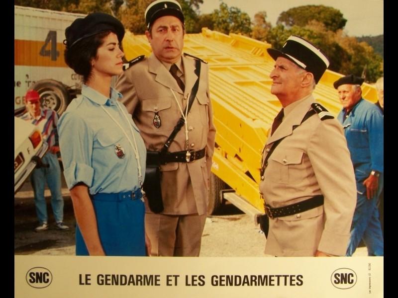 Photo du film GENDARME ET LES GENDARMETTES (LE)