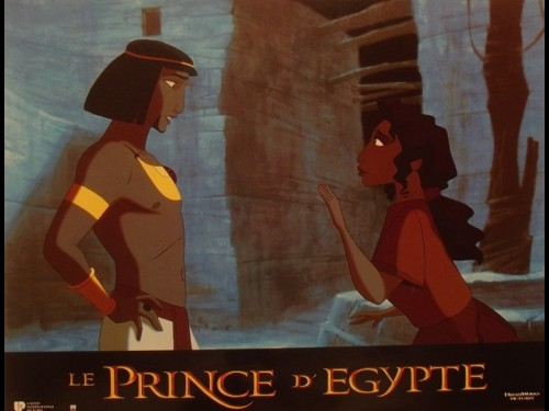 PRINCE D'EGYPTE (LE) - THE PRINCE OF EGYPT