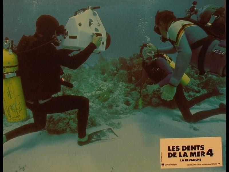Photo du film DENTS DE LA MER 4 (LES) - JAWS: THE REVENGE