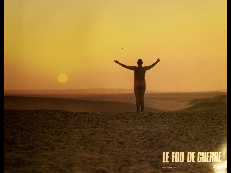 Photo du film FOU DE GUERRE (LE) - LE FOU DE GUERRE