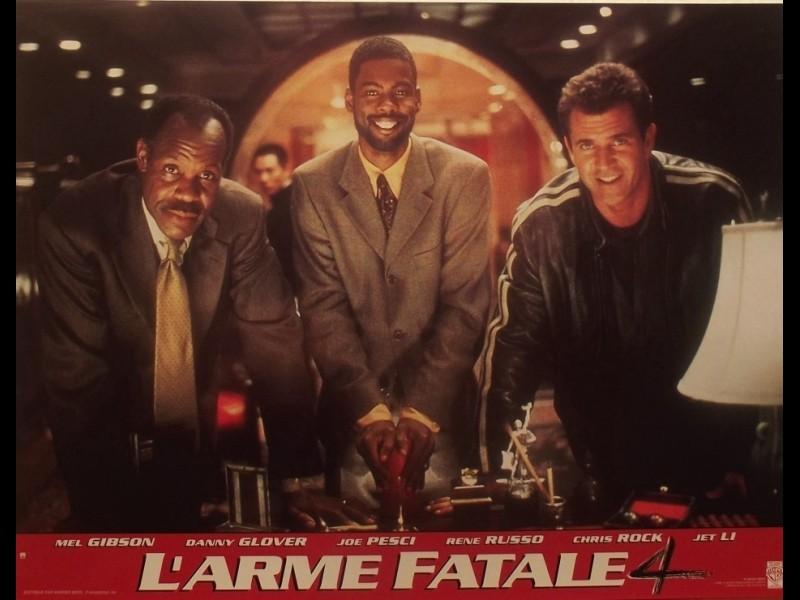 Photo du film ARME FATALE 4 (L')