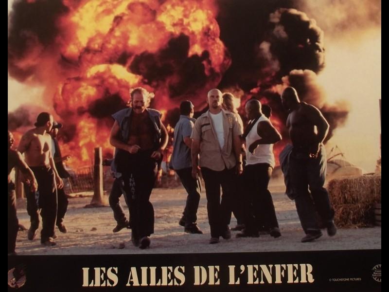 Photo du film AILES DE L'ENFER (LES) - CON AIR