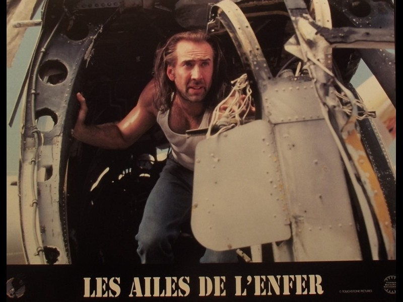Photo du film AILES DE L'ENFER (LES) - CON AIR