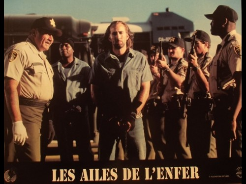 AILES DE L'ENFER (LES) - CON AIR