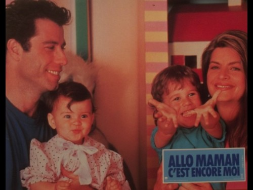 ALLO MAMAN C'EST ENCORE MOI - LOOK WHO'S TALKING TOO