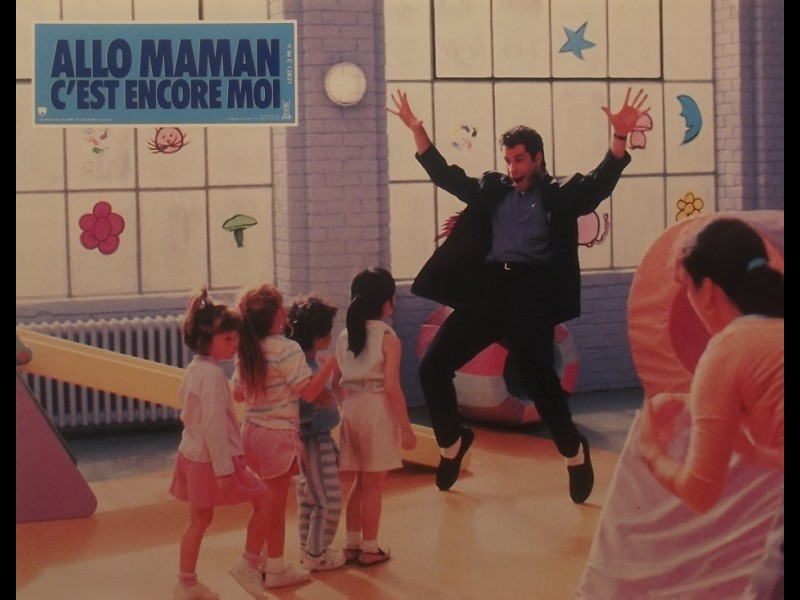Photo du film ALLO MAMAN C'EST ENCORE MOI - LOOK WHO'S TALKING TOO