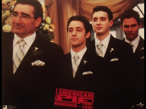 AMERICAN PIE - MARRIONS-LES ! - - AMERICAN PIE: THE WEDDING