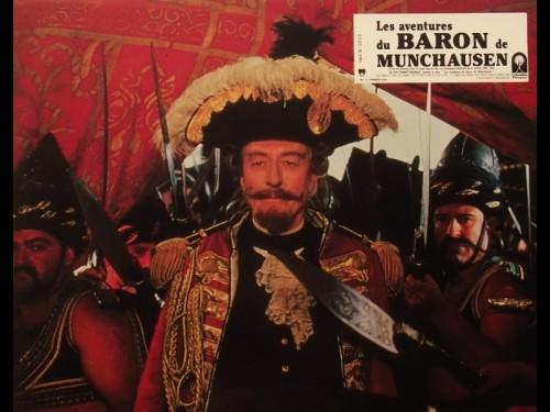 AVENTURES DU BARON DE MUNCHHAUSEN (LES) - THE ADVENTURES OF BARON MüNCHAUSEN