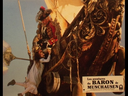 AVENTURES DU BARON DE MUNCHHAUSEN (LES) - THE ADVENTURES OF BARON MüNCHAUSEN