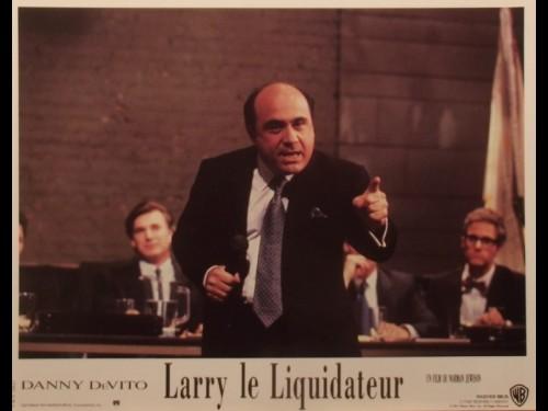 LARRY LE LIQUIDATEUR - OTHER PEOPLE'S MONEY