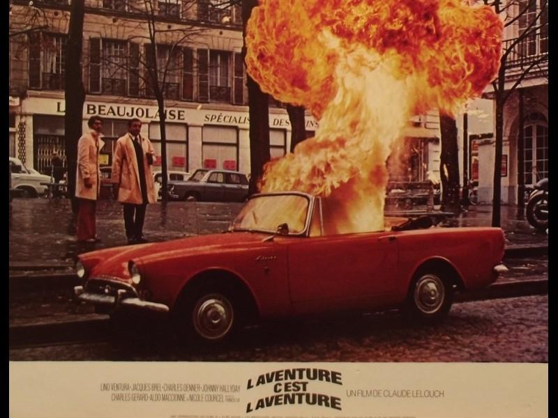 Photo du film AVENTURE C'EST L'AVENTURE (L')