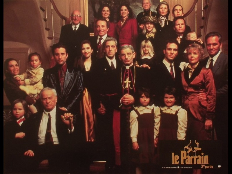 Photo du film PARRAIN 3 (LE) - THE GODFATHER: PART III