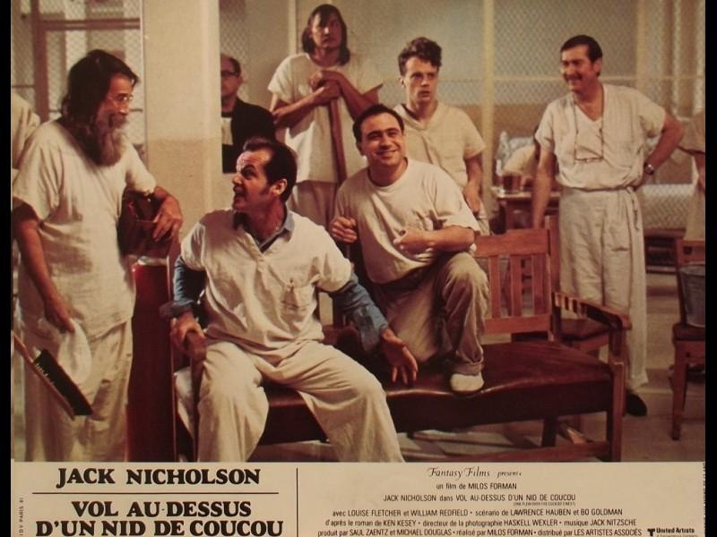 Photo du film VOL AU DESSUS D'UN NID DE COUCOU - ONE FLEW OVER THE CUCKOO'S NEST