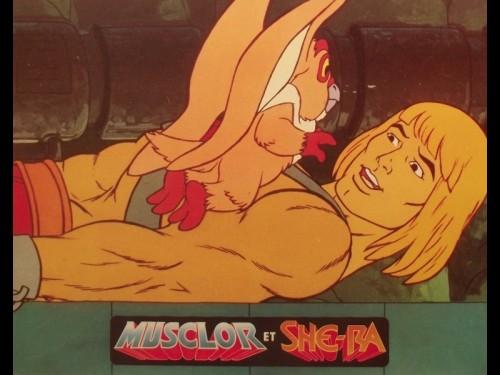 MUSCLOR ET SHE-RA - LE SECRET DE L'EPÉE - - HE-MAN AND SHE-RA : SECRET OF THE SWORD