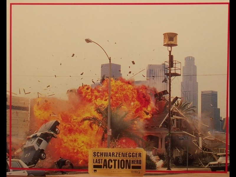 Photo du film LAST ACTION HERO