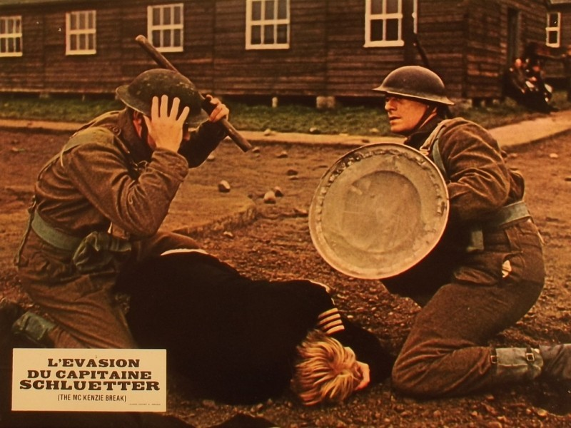 Photo du film EVASION DU CAPITAINE SCHLUETTER (L')